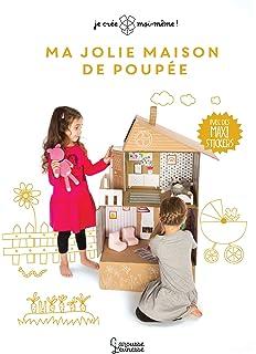 Ma Jolie Maison De Poupee Maxi Stickers Pour Creer Une Unique