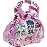 Crackles Stylish Handbag Toy for Little Girls (Assorted Design )