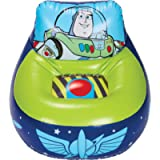 Toy Story 4 Kids Inflatable Gaming Chair, Blue and Green