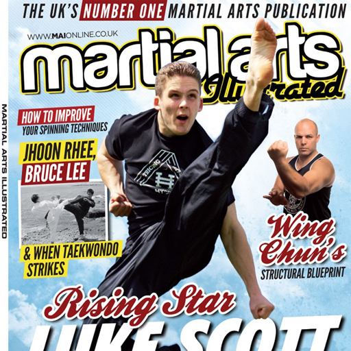 Martial Arts Illustrated Magazine