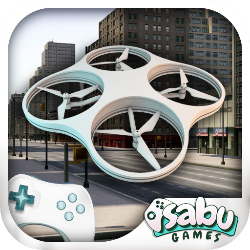 Drone Flight Simulator 3D