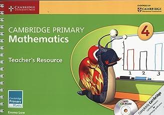 Cambridge Primary Mathematics Stage 4 Teacher's Resource with CD-ROM (Cambridge Primary Maths)