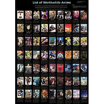 Der Museum Steckdose Charts Von Rec Anime A3 Poster Druck