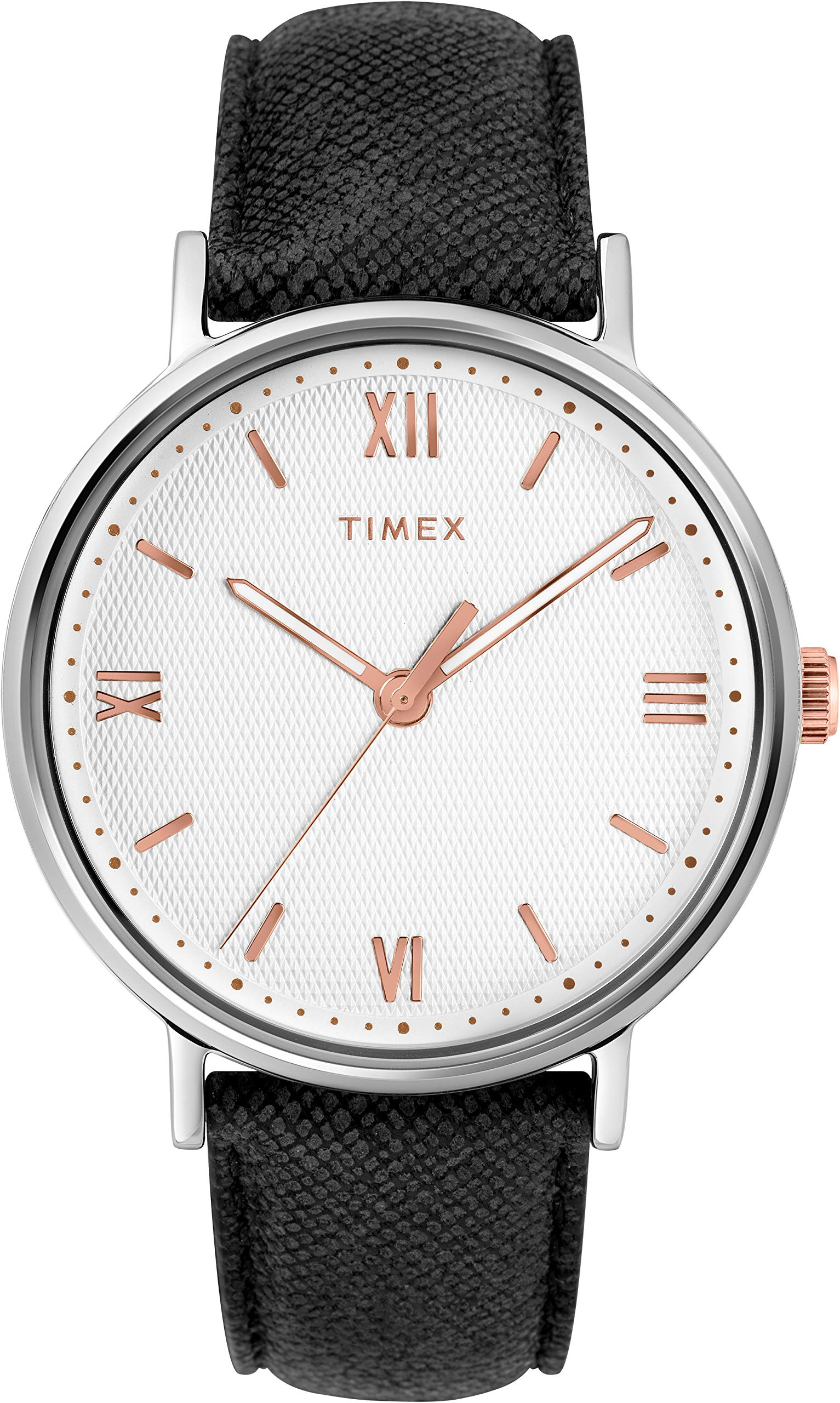 Timex Men's Southview 41 mm Leather Strap Watch