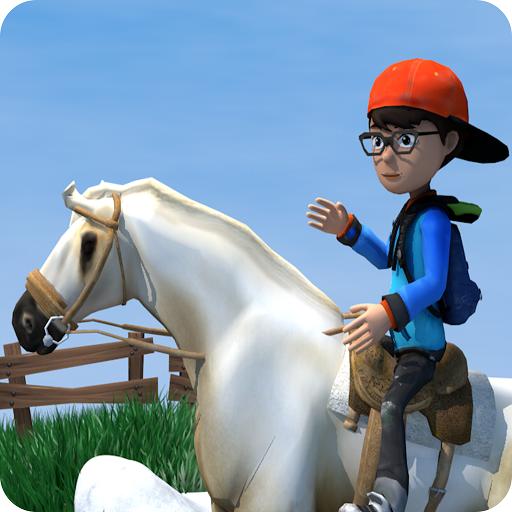 Mein Crazy Horse Simulator 3D