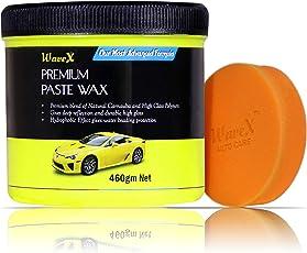 WaveX PPW460 Premium Car Polish and Wax Applicator (460 g)