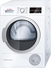 Bosch WTW85460 Wärmepumpentrockner / A++ / 7 kg / Selbstreinigender Kondensator / weiß