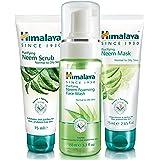 Himalaya Herbals Neem ansiktstvätt skum (SET)