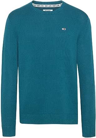 Tommy Jeans Men's TJM Tommy Classics Sweater Sweatshirt