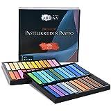 Artina Set pastelli Morbidi Master Series 48 unità - gessetti qualità Professionale - Colori a Gesso - per Principianti e art