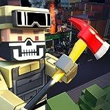 Pixel Survival Dead Zombie City Strike Combat