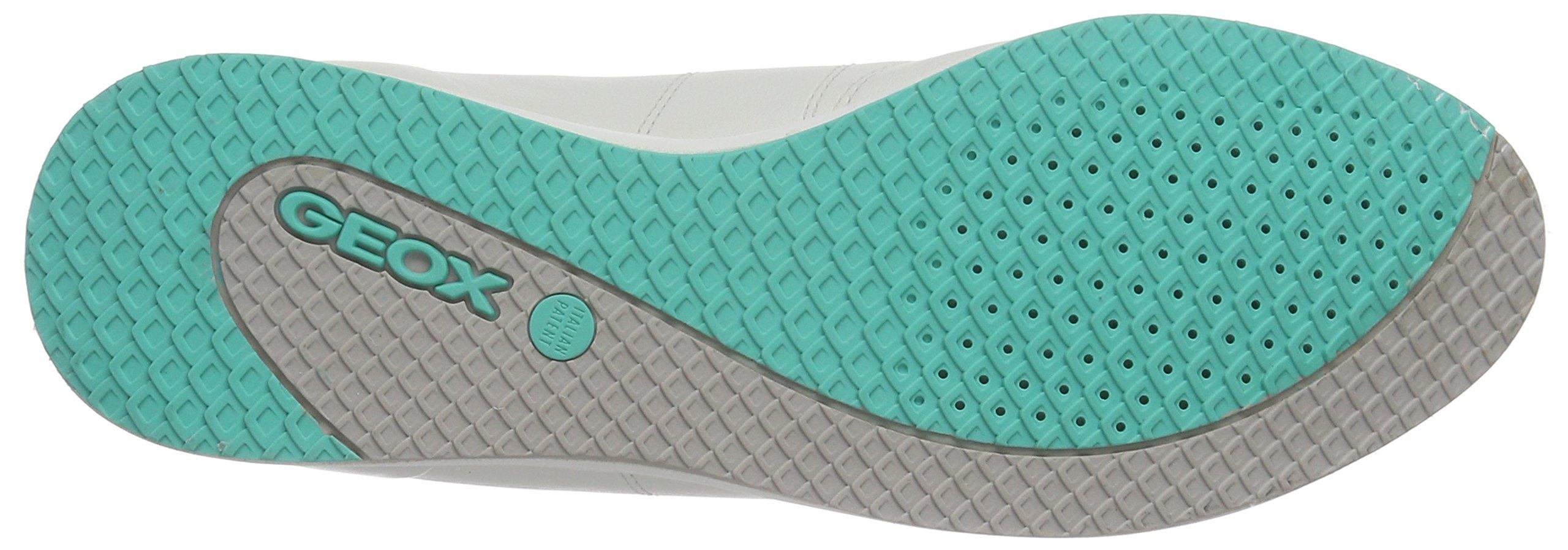 Geox Damen D Avery A Sneaker 3