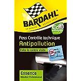 Bardahl 9044 PASS'CONTRÔLE Technique Anti-Pollution Essence