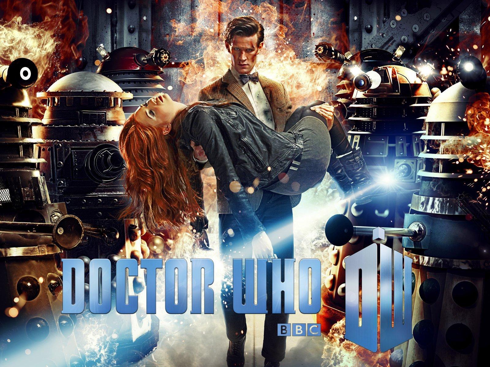 Dr Who Season 7