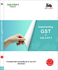 Implementing GST in Tally.ERP 9