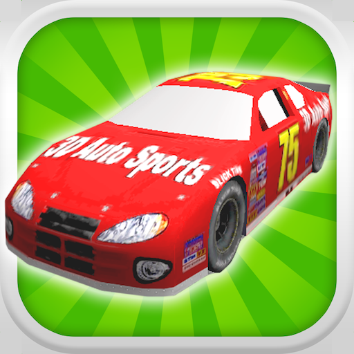 Ein Stock Car Speedway: 3D Speed Racing Game - FREE Edition (Kostenlos Nascar-spiele)