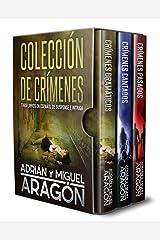 Colección de Crímenes: Tres libros en español de suspense e intriga (Serie de los detectives Bell y Wachowski) Versión Kindle
