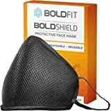 Boldfit Face Mask for Men and Women. Reusable and Washable. Easy Breathable and efficient for outdoor and Indoor use (1…