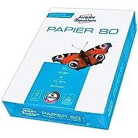 Avery Ramette de 500 feuilles de papier blanc 80g/m², FSC, Ecolabel, Colorlok