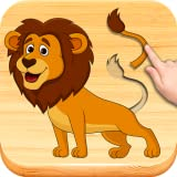 Tiere Kinderpuzzles Spiele #2 - Kinderspiele ab 3-4 jahre