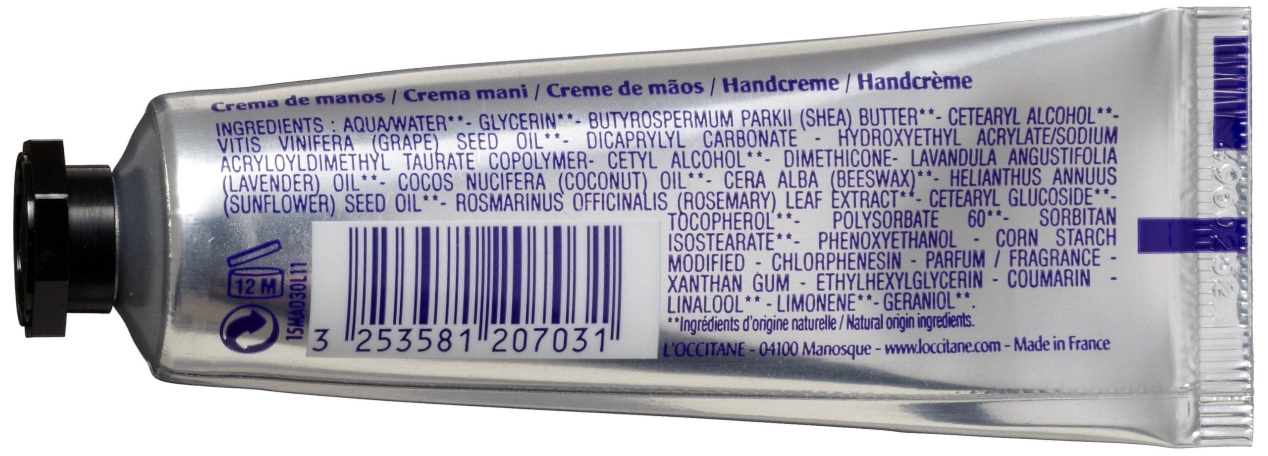 Crema De Manos Lavanda – 30 ml