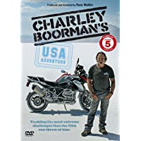 Charley Boorman's USA Adventure [DVD] [UK Import]
