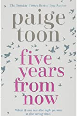 Five Years From Now Paperback