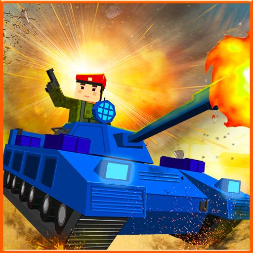 Militärischer epischer Kampfsimulator
