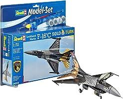 Revell Model Set SoloTürk F-16C  - 1:72 - 64844