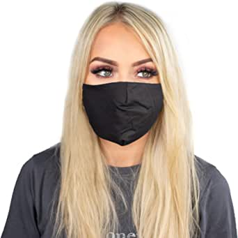 Myga Bamboo Face Covering - Multiple Designs - Face Mask Protect Cover