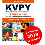 KVPY Stream-SX (10 Years solved papers 2010 to 2019) with 3 Practice Papers By Career Point Kota