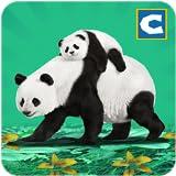 Panda Family Fun: Jungle Survival