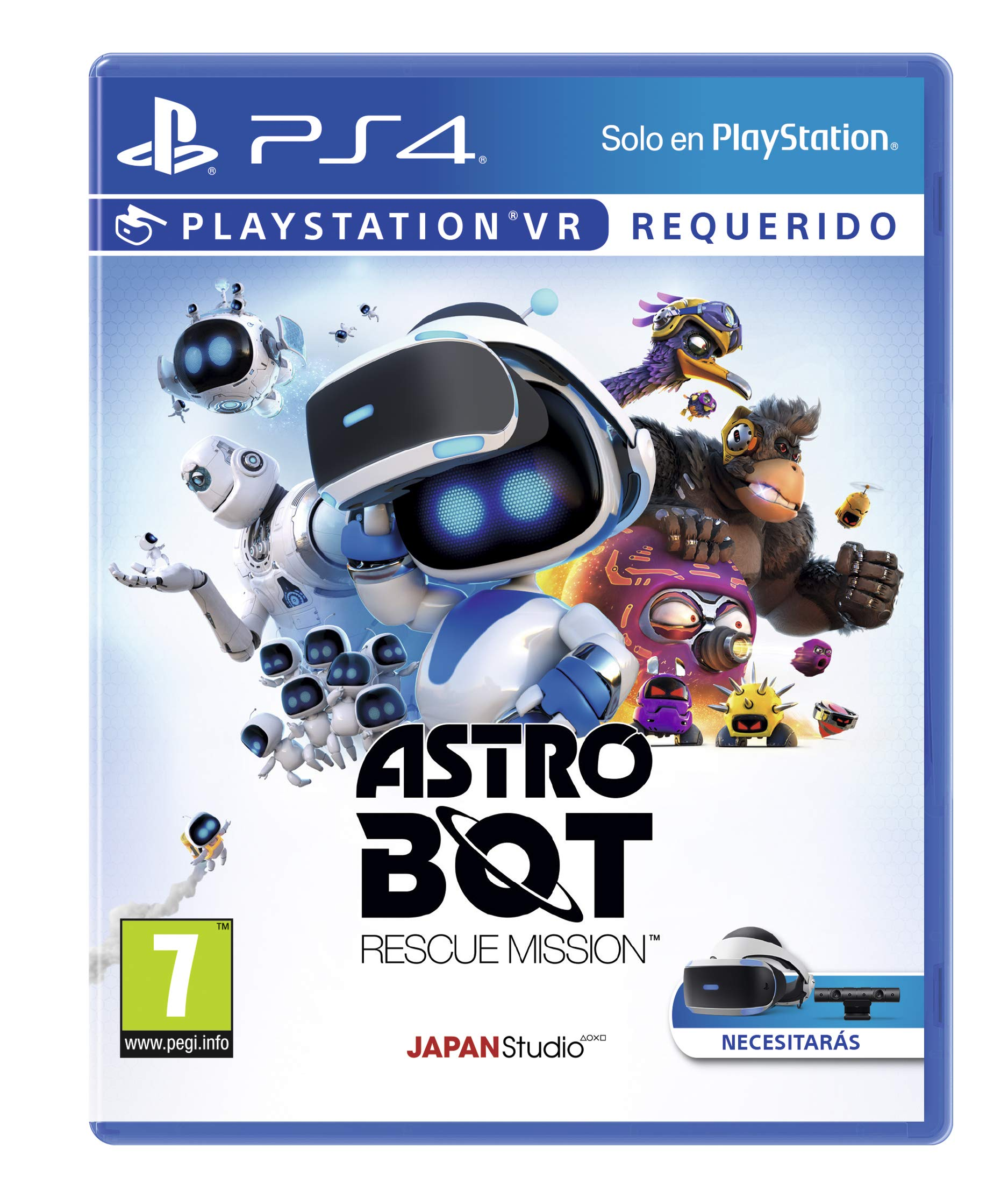 AstroBot: Rescue Mission – Edición Estándar