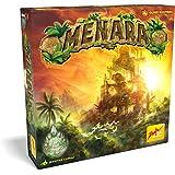 Zoch 601105101 Menara – Höga tornens tempel, ett samarbetsspel för 1 till 4 långsynta byggare, från 8 år