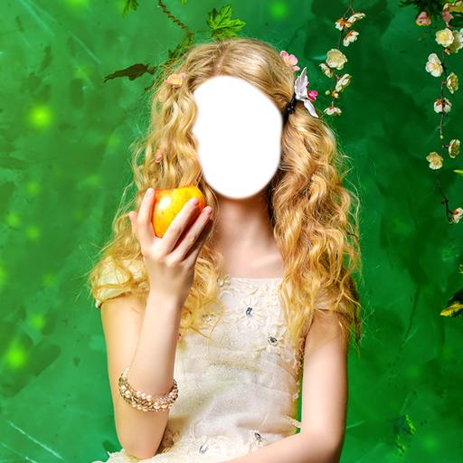 Märchen Von Kostüm Arten - Little Princess Foto-Montage