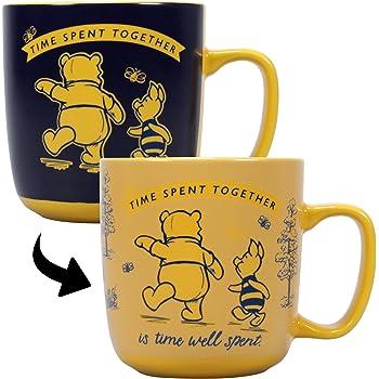 Disney Winnie The Pooh Heat Changing Mug