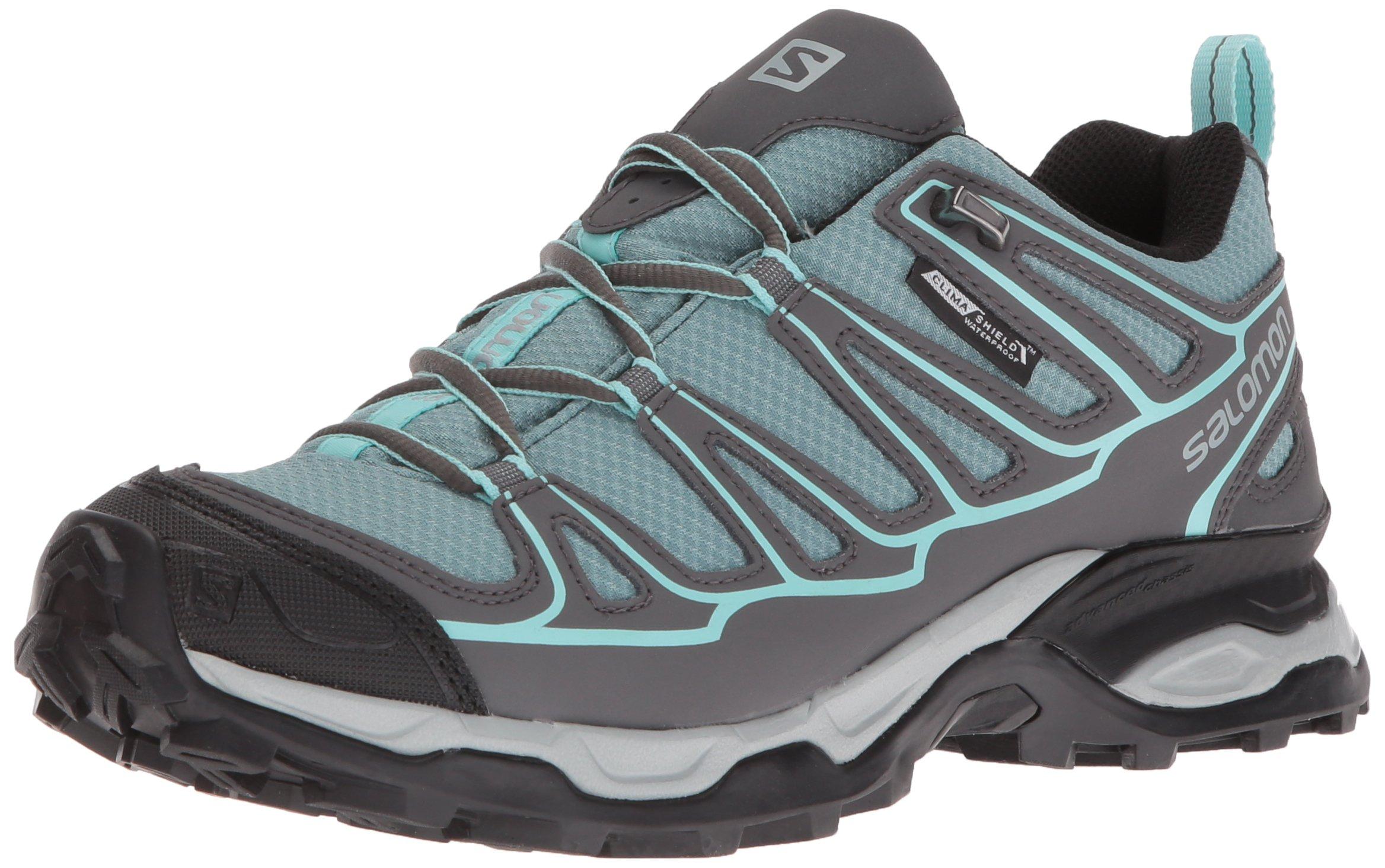 816Qlpp53GL - SALOMON Women's Hiking Shoe