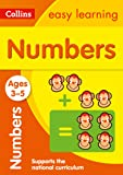 Numbers Ages 3-5: Collins Easy Learning (Collins Easy Learning Preschool)