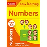 Numbers Ages 3-5: Ideal for Home Learning