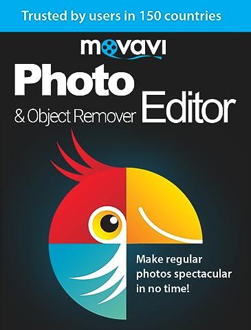 Movavi Photo Editor & Object Remover 3 Persönliche Lizenz