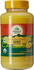 Organic India Pure Cow Ghee, 445g