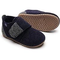 Pantofole da Casa Bambini Feltro Pantofole per Scarpe Unisex