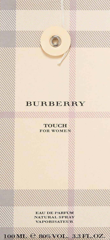 burberry eau de parfum natural spray 2jfi  BURBERRY Touch For Women Eau de Parfum Femme, 100 ml: Amazonfr: Beaut脙漏  Prestige