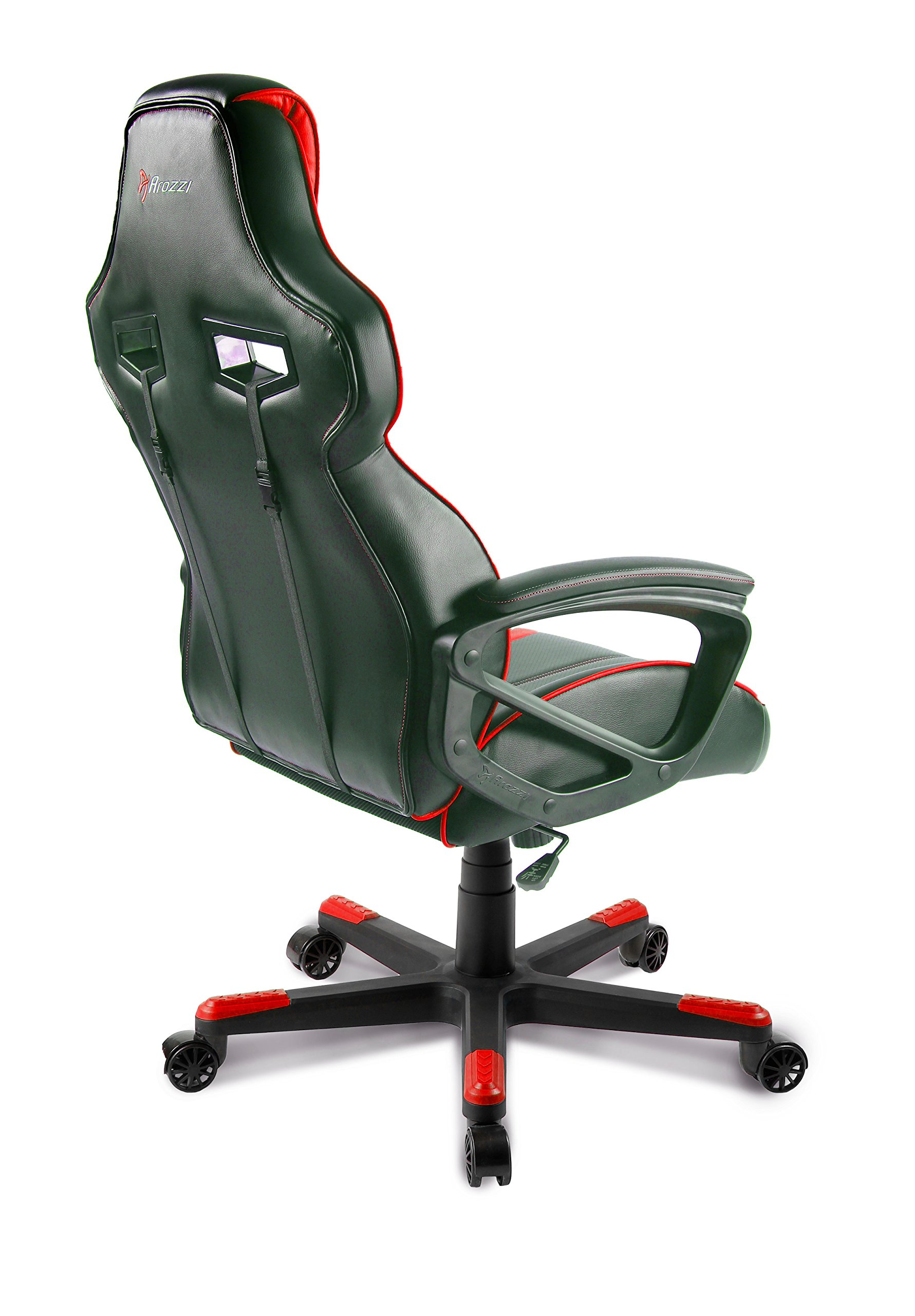 Arozzi – Milano Gaming Chair – Red