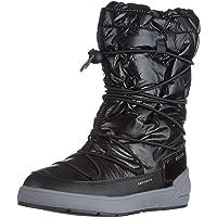 Geox J Sleigh Girl B Abx, Snow Boot Bambina