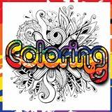 Coloring Book Mandala Adult Art