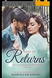 When He Returns: A Christian Romance (Callaghans & McFaddens Book 10) (English Edition)