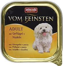 Animonda Vom Feinsten Hundefutter Adult, 22er Pack (22 x 150 g)