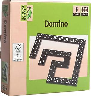 interessantes Domino-Spiel Hanpmy Domino Fliesenspiele tragbar traditionelles Porfessional 28 St/ück