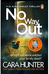No Way Out: The most gripping book of the year from the Richard and Judy Bestselling author (DI Fawley 3) Kindle Edition